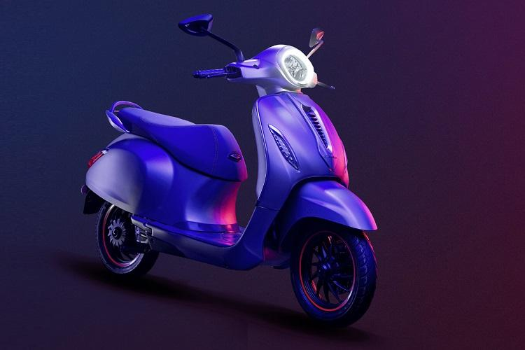 Bajaj Announces Three Year/50,000 Km Standard Warranty For Chetak Electric Scooter