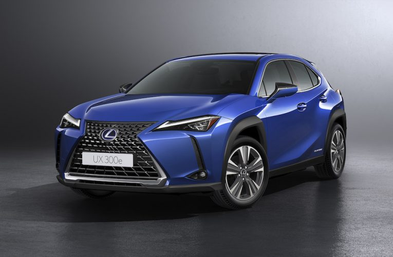 Lexus Launches Its First BEV 'UX 300e' At 2019 Guangzhou International Automobile Exhibition