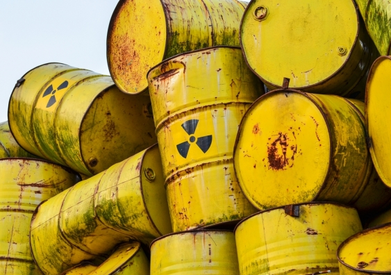 Present Model For Reserving Nuclear Waste Is Unfinished