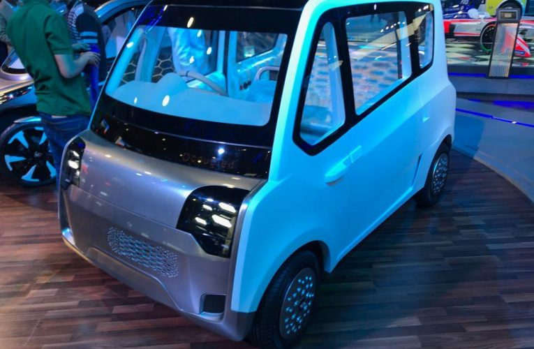 Mahindra & Mahindra To Launch Atom Electric Quadricycle In 2020's Third-Quarter